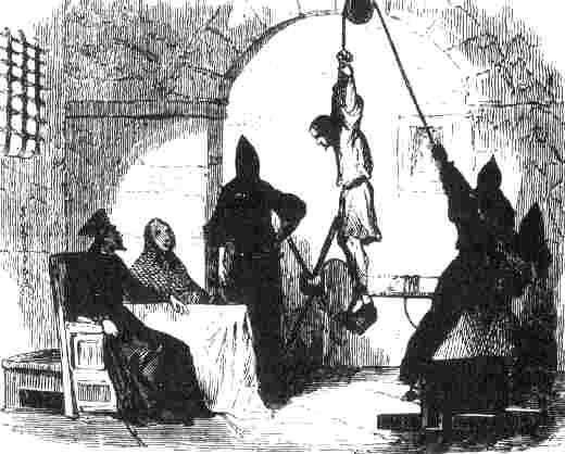 Православная инквизиция в России по кровожадности не уступала европейской