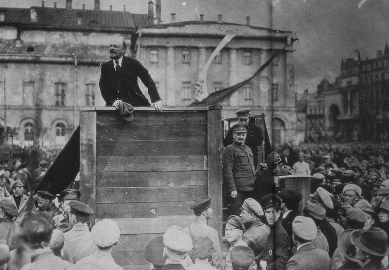 Революция 1917: евреи её сотворившие