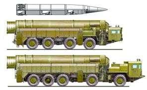 Ракета «Курьер» – молниеносный ответ США на выход из договора РСМД