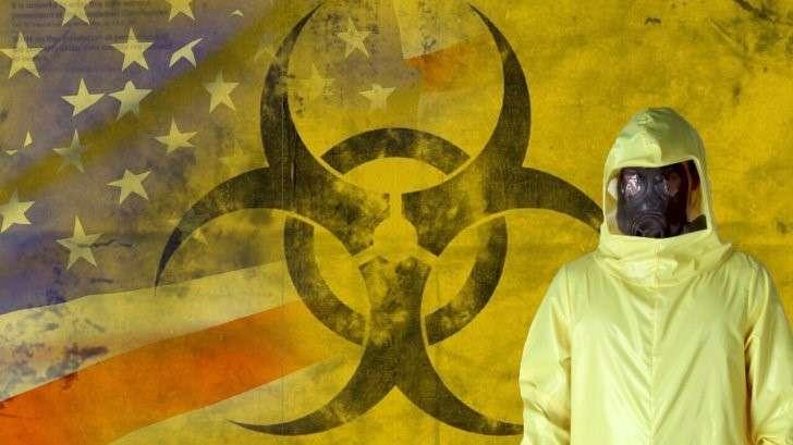 Биологическое оружие США уже применяется против России