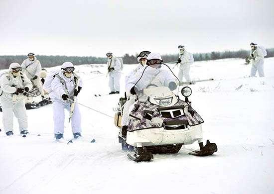 Арктику хотят отнять у России и поделить