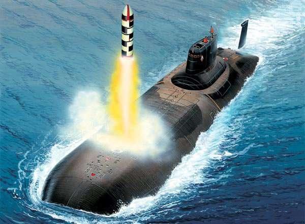 Подводные лодки России уходят в отрыв