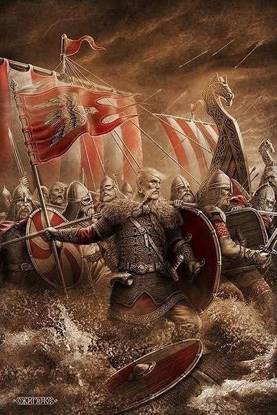 Сведения о Руси, и ругах в иностранных источниках, опровергающие норманнскую теорию