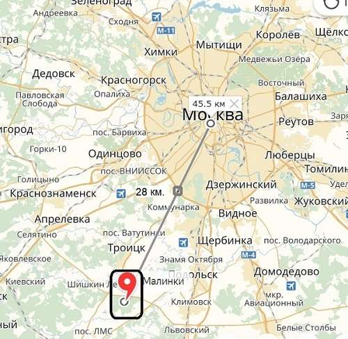 Свалка «Малинки» в вместо Балашихинского «Кучино» не решит проблему Москвы