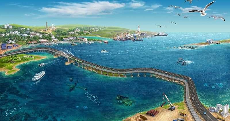 Будущие диверсии на Крымском мосту