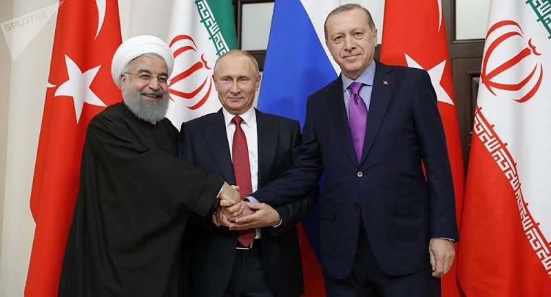 Россия унизила сионистов – глобалистов