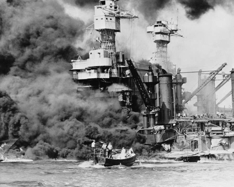 Атака японцев на Пёрл-Харбор – обернулась позором для армии США