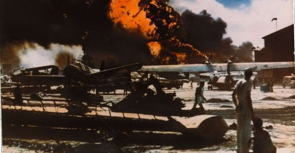 analysis of reasons and results of the attack on pearl harbor in 1094 Why did japan attack pearl harbor the us and japan had been butting heads for decades and it was inevitable that things would eventually culminate into a war.