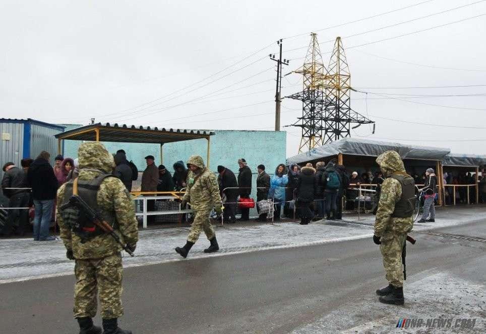 Жизнь в Донецке после начала карательной операции и блокады