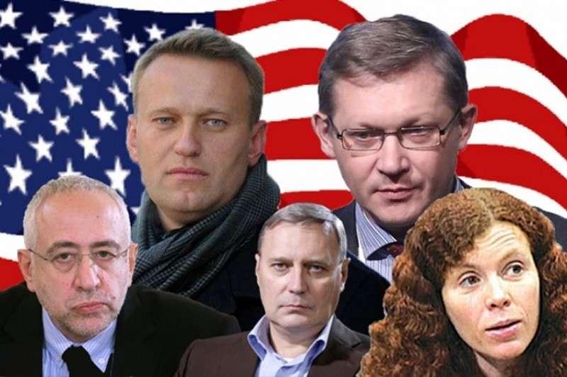 Олигархи в попытках свергнуть Путина