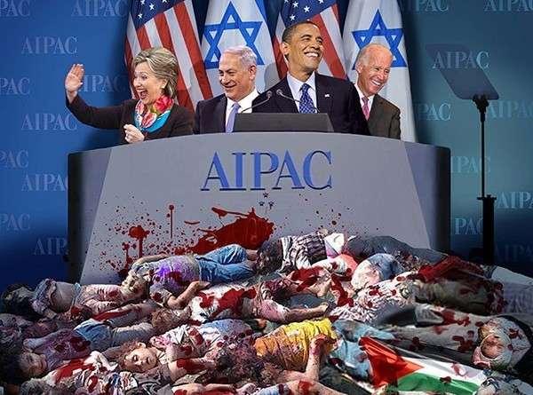 Еврейское лобби в США управляет внешней политикой «супердержавы» в интересах сионизма