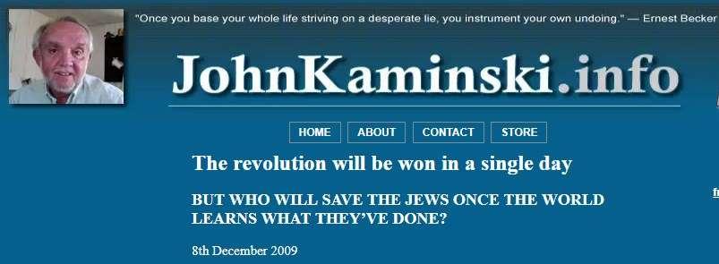Война против людей белой расы на Земле ведётся руками евреев