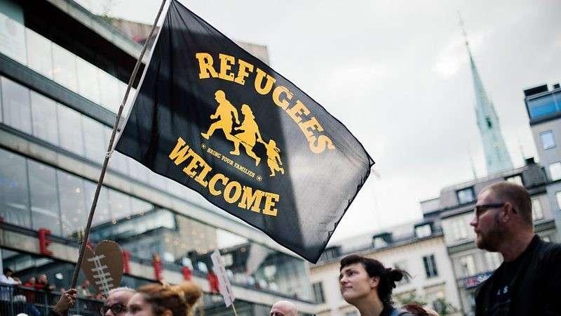 Толерантность и мигранты губят Швецию