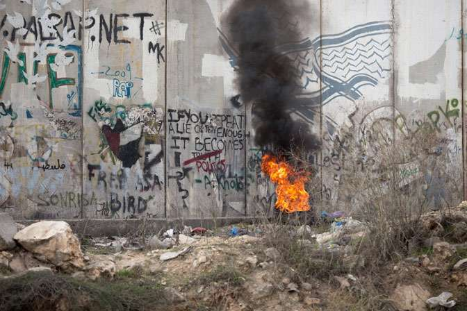 Иерусалим. Антихрист Дональд Трамп