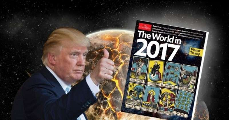 Геополитические итоги 2017 года