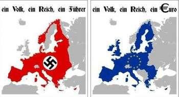 НАТО создан с целью возобновить порабощение России, не удавшееся Гитлеру