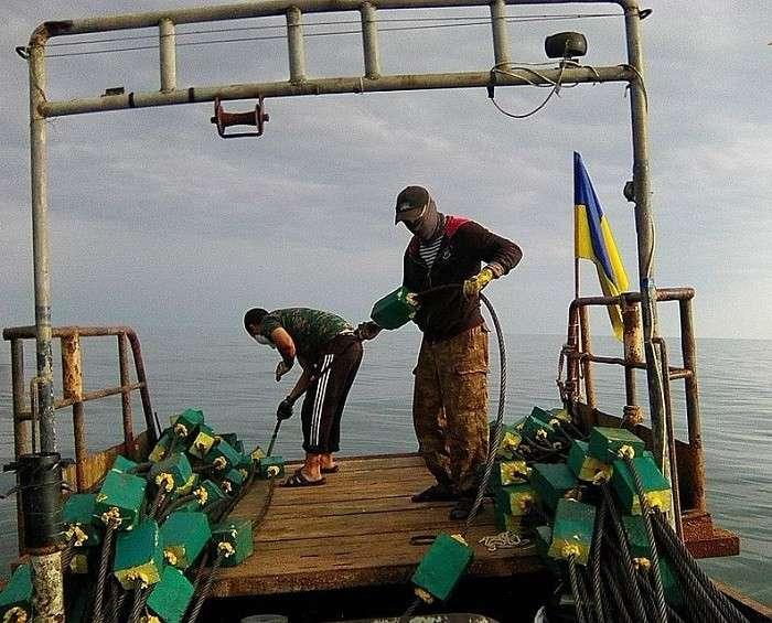 ВСУ планируют подрыв Крымского моста