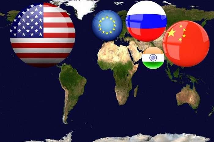 5 ударов глобалистов по России и Путину