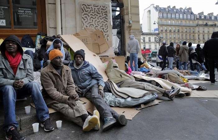 Мигранты в ЕС организуются в банды