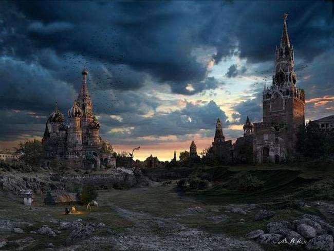 Что ждёт Россию в ближайшее будущее, если мы дрогнем, Путин отступит и победит пятая колона