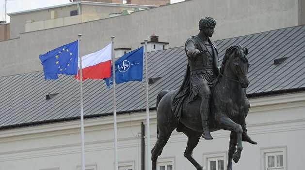 Смерть Украины поможет Польше продлить свою предсмертную русофобскую агонию за счёт ЕС