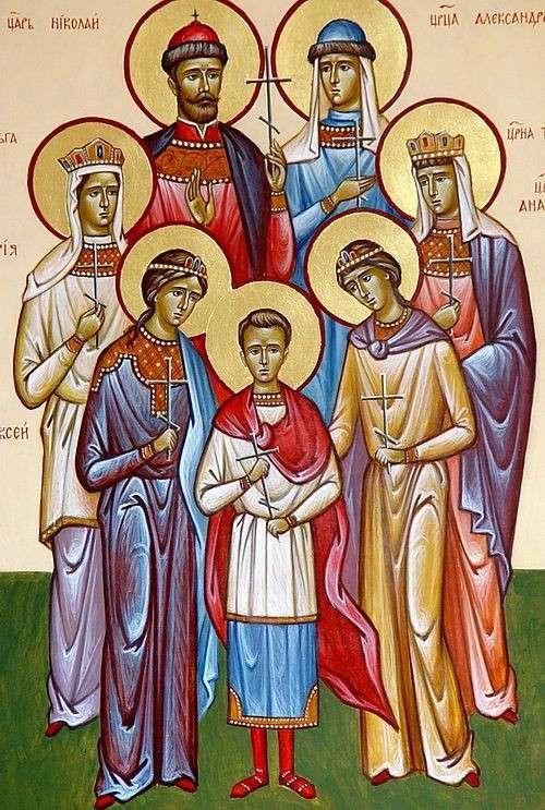Канонизация царской семьи – очередная информационная диверсия от церковной братвы