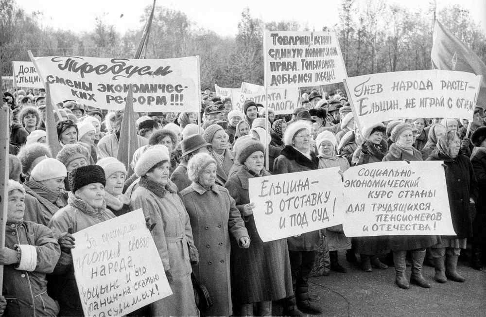 Гайдаровский форум – сборище преступников, которых давно пора посадить за решётку