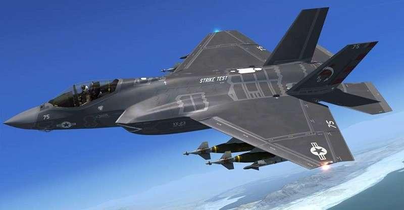 Немцы: F-35 Су-57 в подмётки не годится