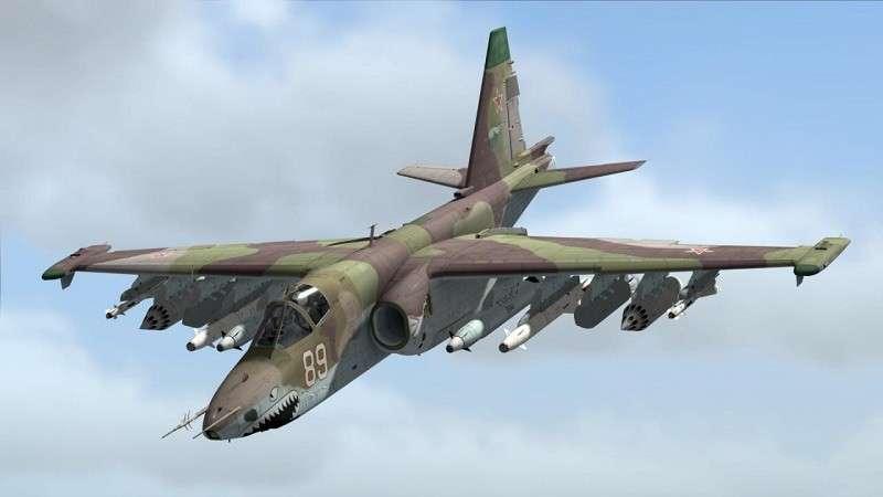 Сбит Су-25 в Сирии. Русский герой
