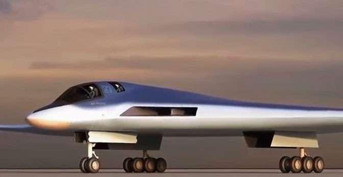 ПАК ДА – перспективный авиационный комплекс дальней авиации