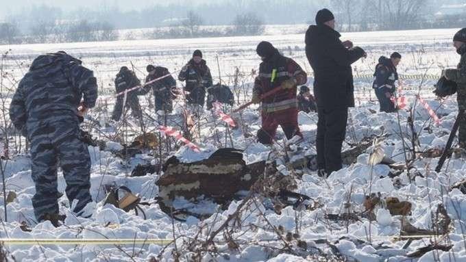 Крушение Ан-148 – это был теракт?