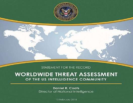 Национальная разведка США своим докладом приоткрыла причины истерии о «русской угрозе»