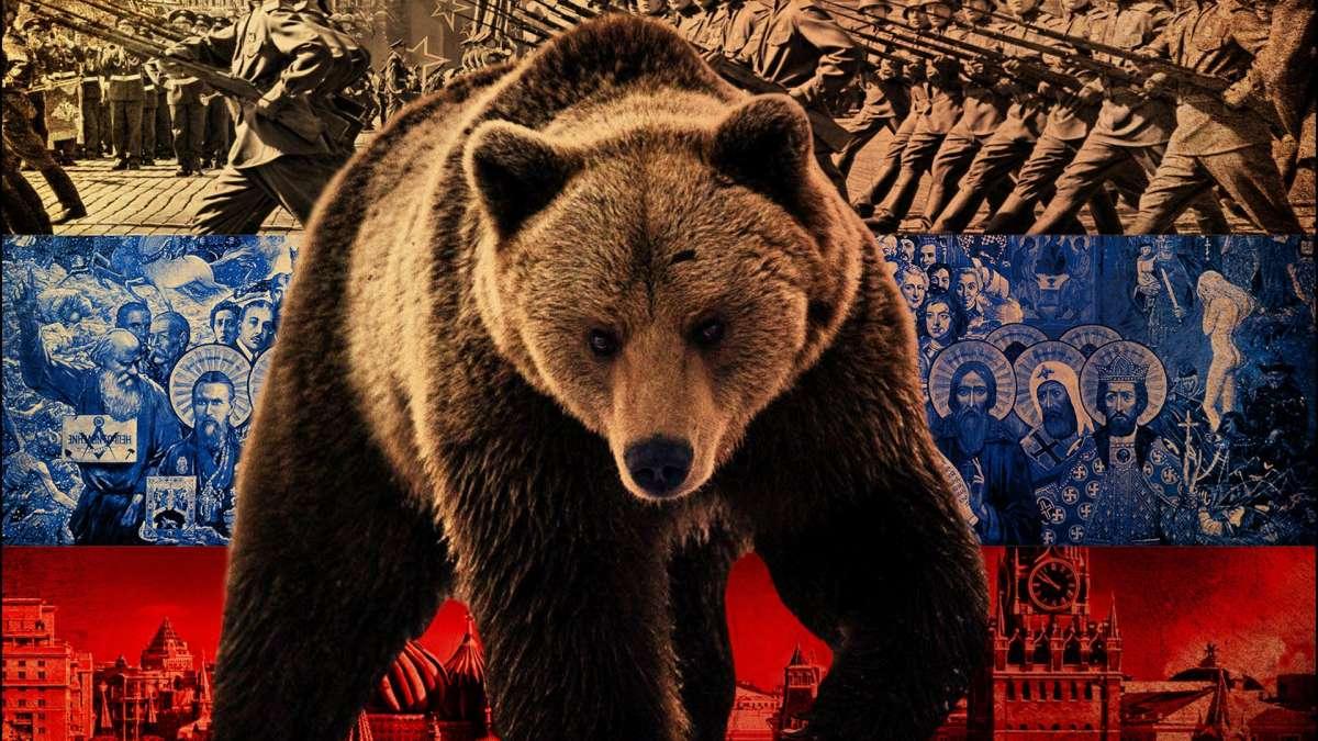 Оккупация России странами НАТО ещё совсем недавно представлялась неизбежной