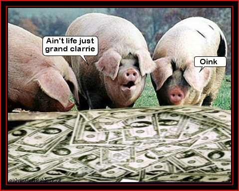 Коррупция в США – дело обыденное и узаконенное