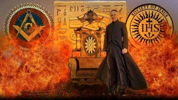 Разведка Ватикана и её война против России