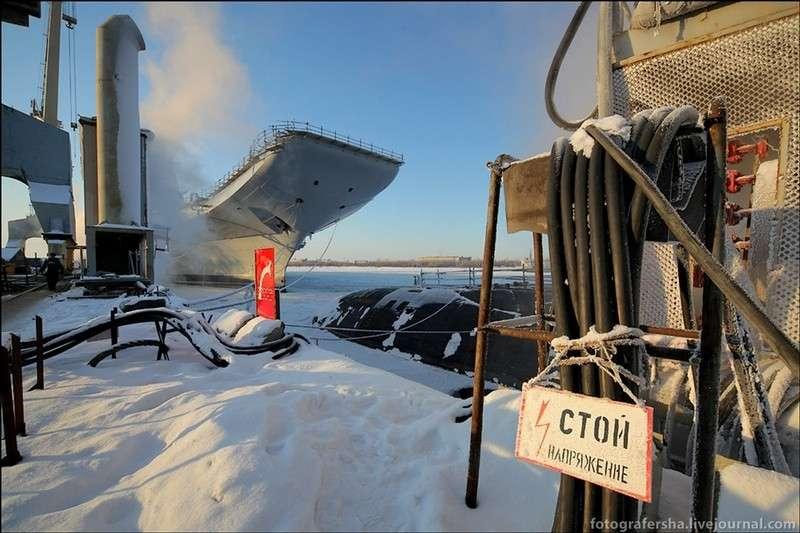 ВМФ России – крах старой концепции