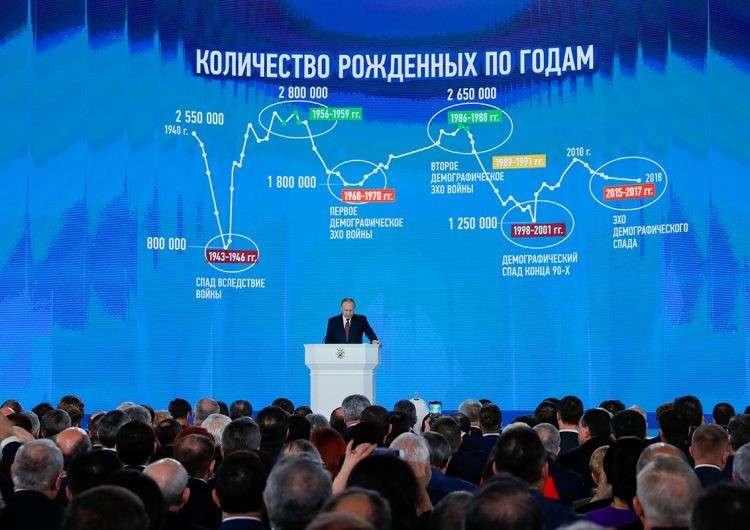 Послание Президента – начало новой эры