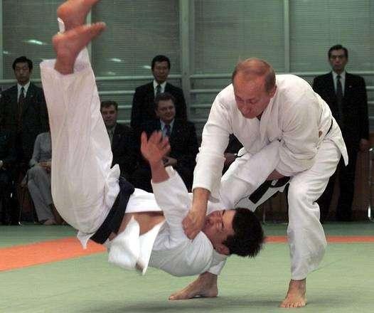 Борьба Владимира Путина за Россию и русский народ