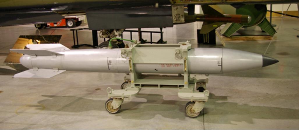 США готовят Европу к «маленькой» ядерной войне с Россией