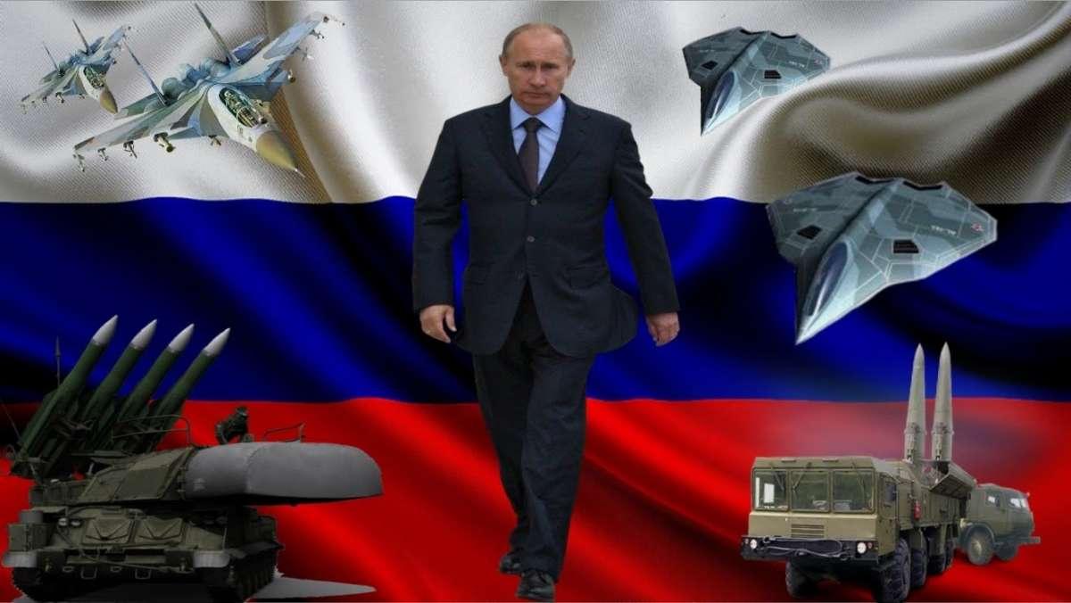Русские не любят воевать, но умеют это делать лучше всех
