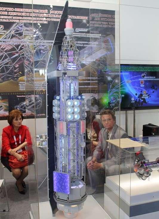 Российские двигатели с ядерной энергетической установкой – революция в транспортной сфере
