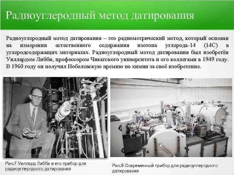 Обман на радиуглеродном анализе