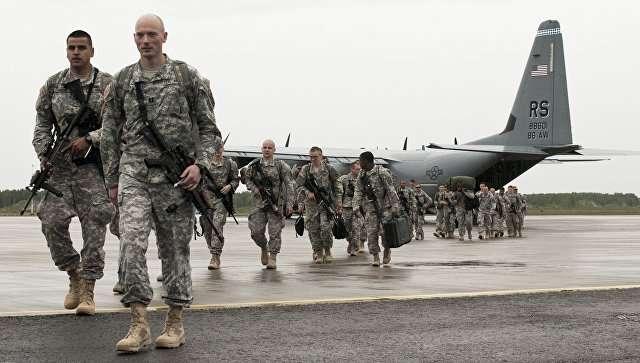 НАТО готовит Прибалтийские республики к участи «нового Афганистана»
