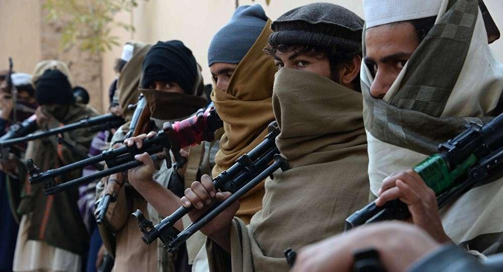 Афганистан зона интересов