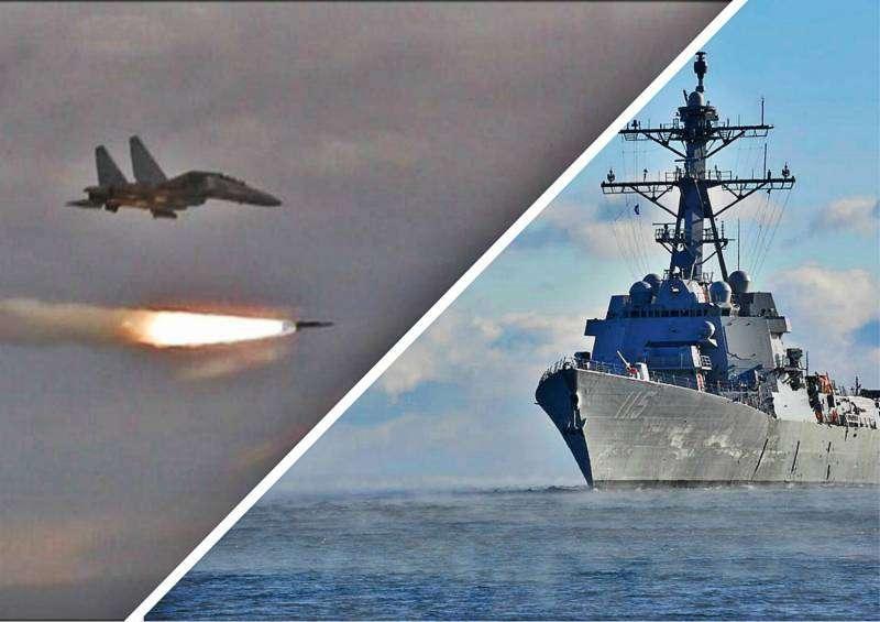 Россия заставила США изменить вектор удара по Сирии