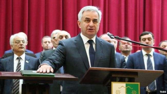 Абхазия страна-паразит