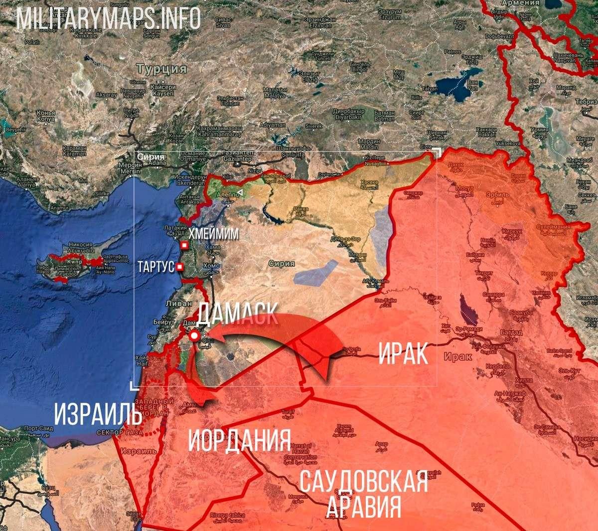 США не оставят в покое Сирию