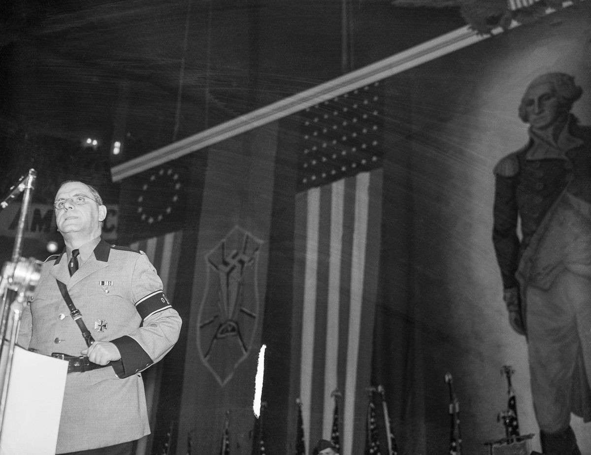 Джордж Вашингтон – первый фашист