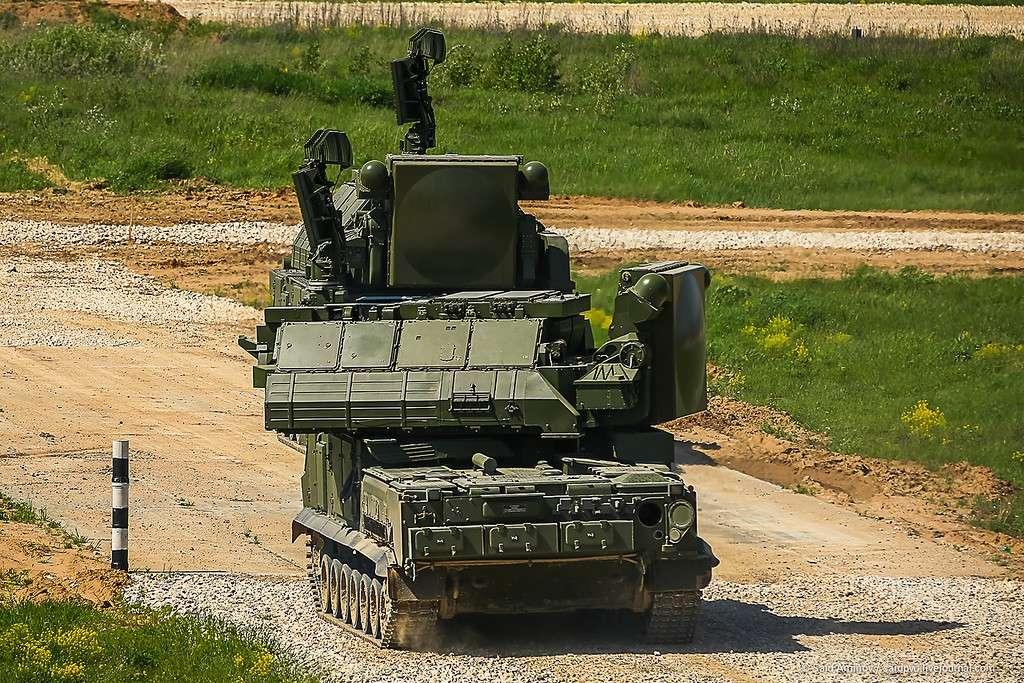 Подготовка Сирии к отражению атаки США