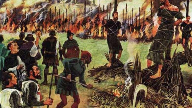 Похороны людей в землю – обычай навязанный паразитами